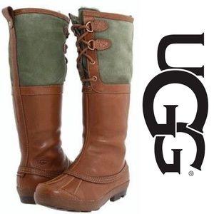 UGG | Belcloud Tall Winter Duck Boots